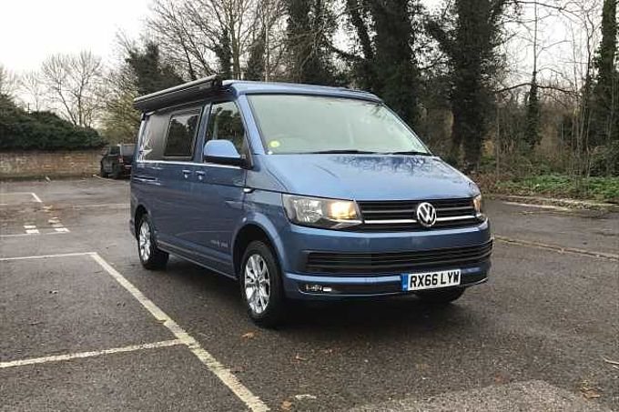 Volkswagen Transporter Window Van Westfalia Club City Joker